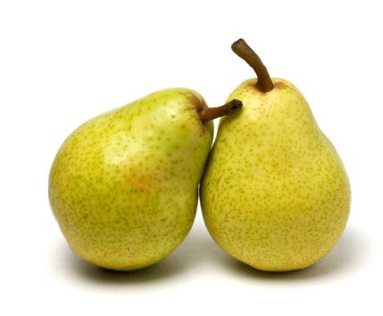 160 lbs of pears