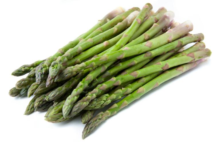 20 lbs of asparagus