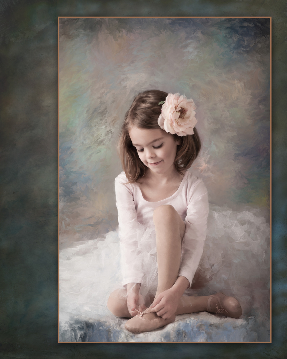 Tiny Dancer by Kathy Norwood