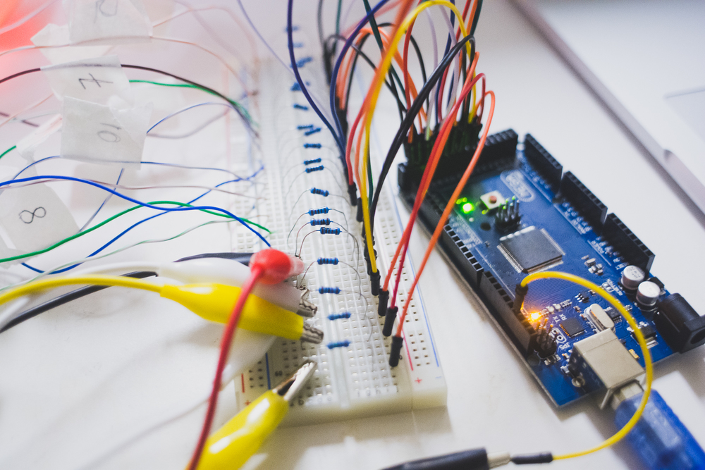 Prototyping Display Connected to Mega