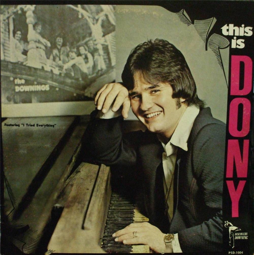1971 Discovery Downing Records