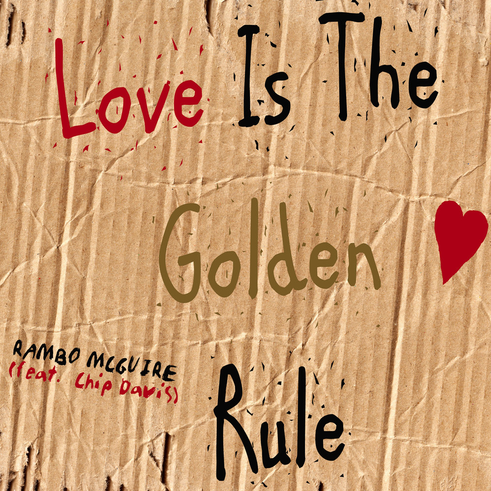 Love Is The Golden Rule Cover Art Square Copy Jpg