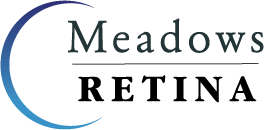 Meadows Retina Logo