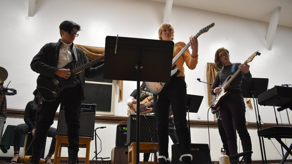 An Evening of Wild Harmony: Meridian's 5th Annual Music Night