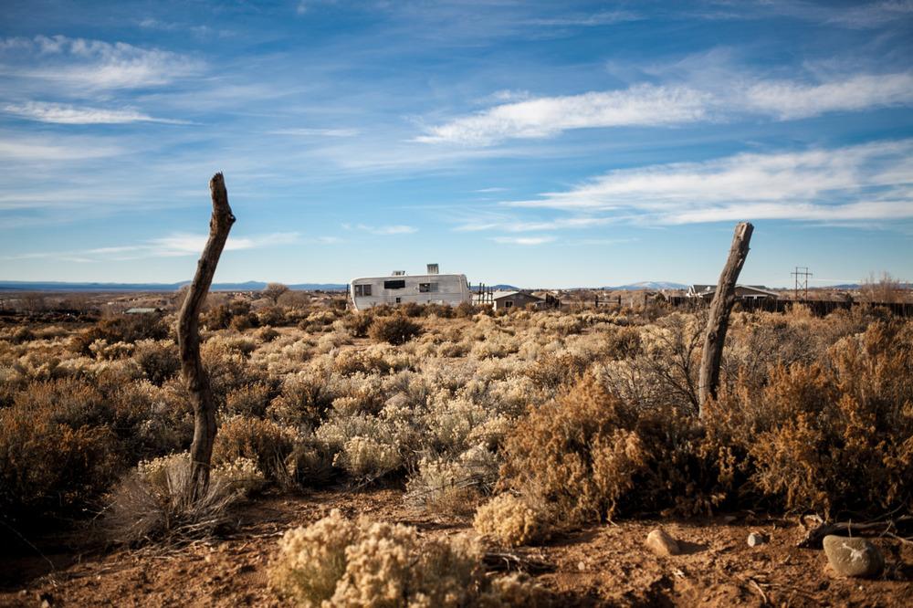 Taos, New Mexico. November 2012.   Mεατsαυcε ΧΙV