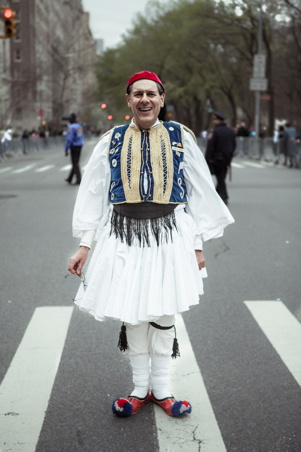 expatriate greek, in his everyday outfit © MEATSAUCE 2012   ALL RIGHTS RESERVED