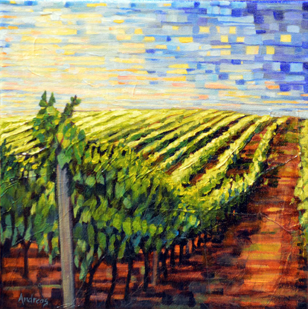 PINOT HARVEST (sold)