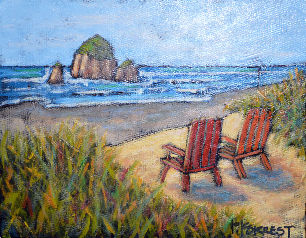 Ready for the Sunset (SOLD)