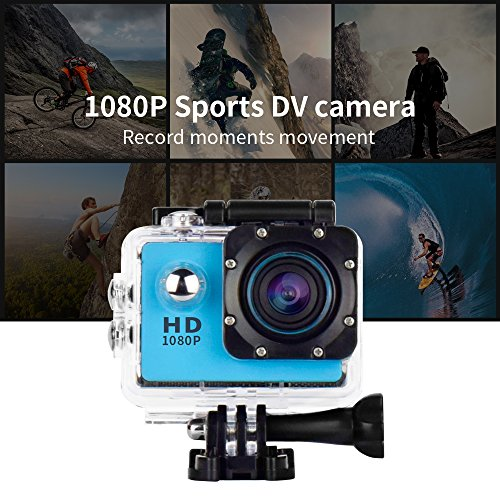 1080P Action Camera