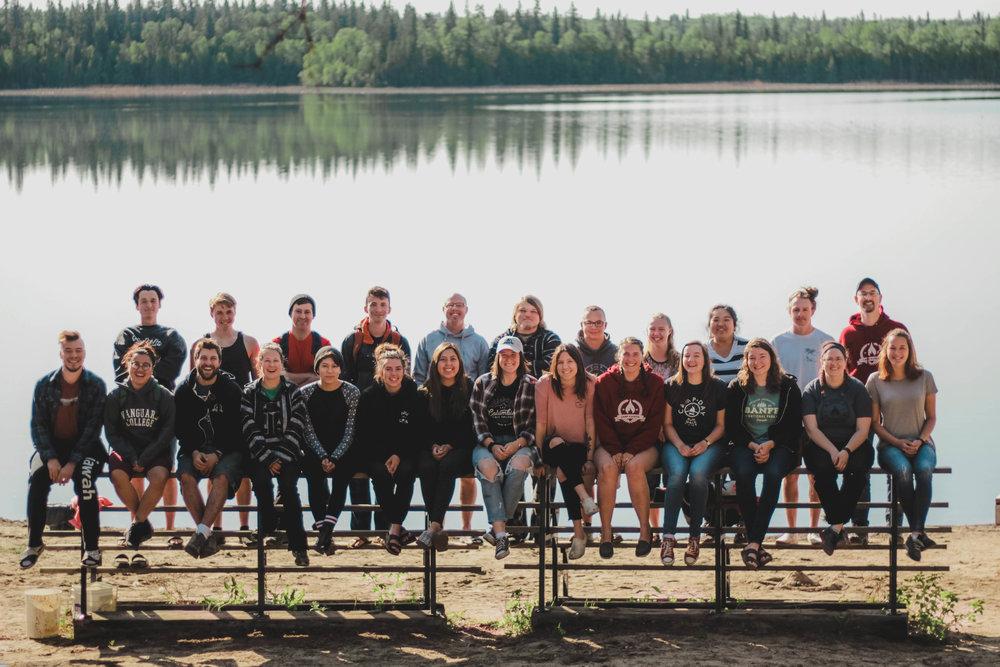 Kadesh OREC Crew 2018