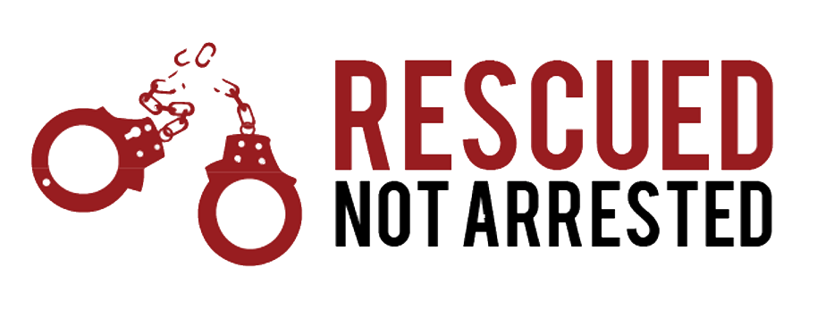 Rescued Not Arrested