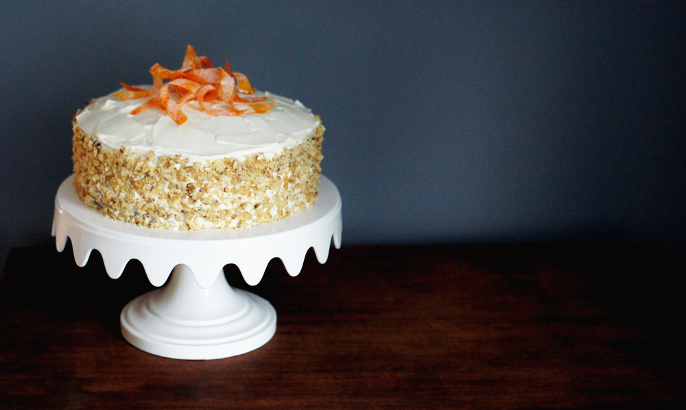Acanthus House | Carrot Cake 2015