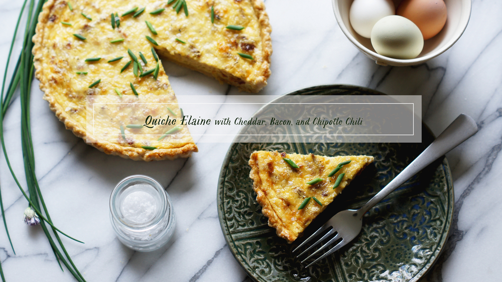 Acanthus House | Quiche Elaine Recipe