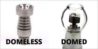 Domed vs. Domeless nail