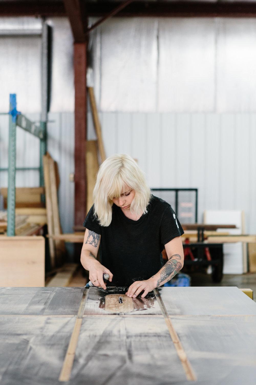 Siosi Design + Build Editorial Portrait Photography | Anna Powell Teeter Bloomington, Indiana Photographer & Filmmaker