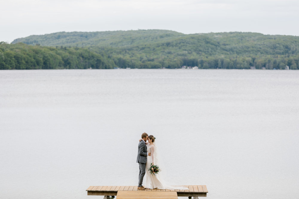 Lake Michigan Wedding Photography | Anna Powell Teeter Bloomington, Indiana Photographer & Filmmaker