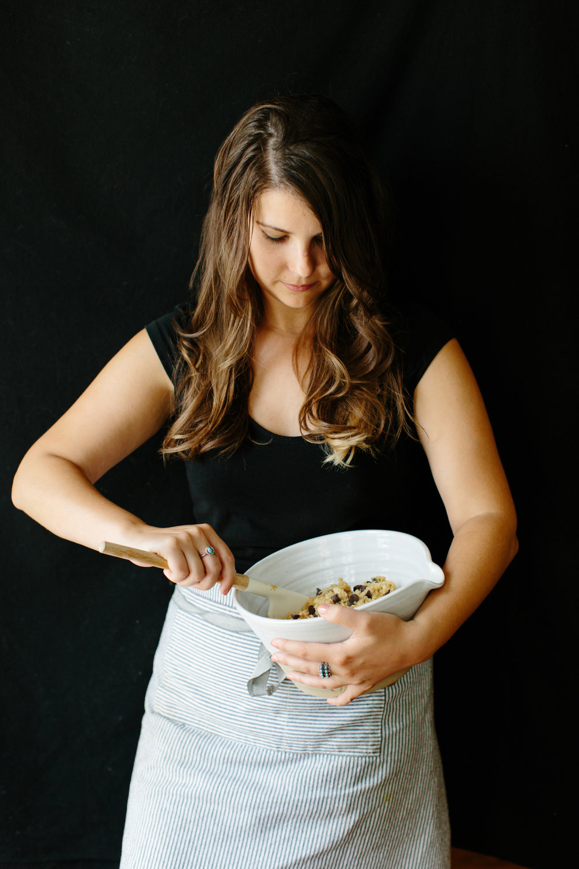 Vegetarian 'Ventures Editorial Portrait Photography | Anna Powell Teeter Bloomington, Indiana Photographer & Filmmaker
