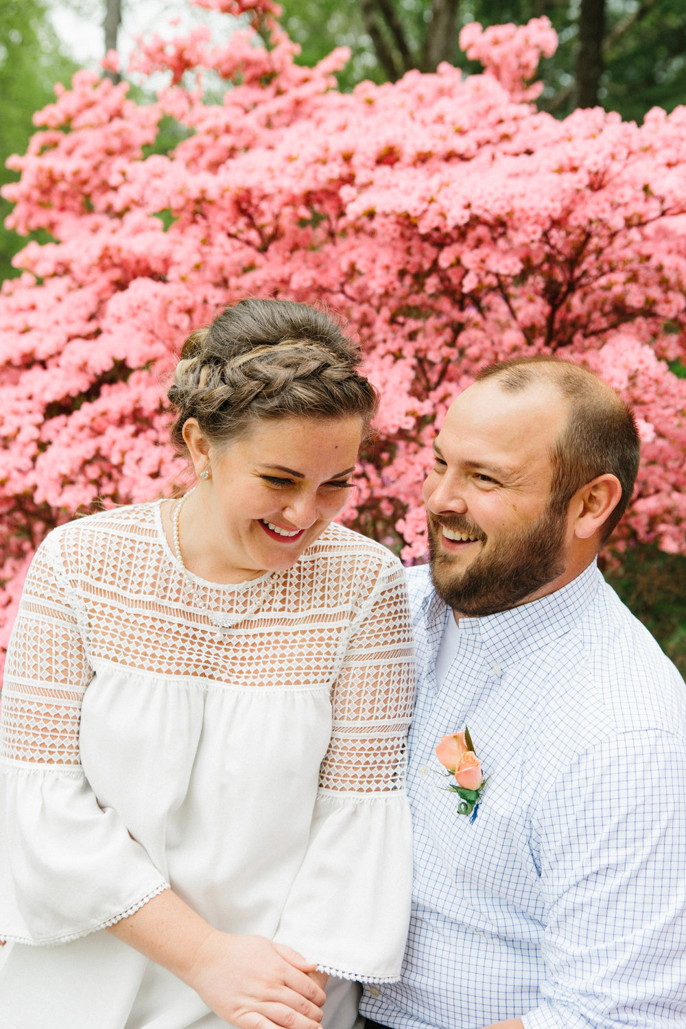 Photography from Natalie and Kyle's wedding in Bloomington, Indiana.