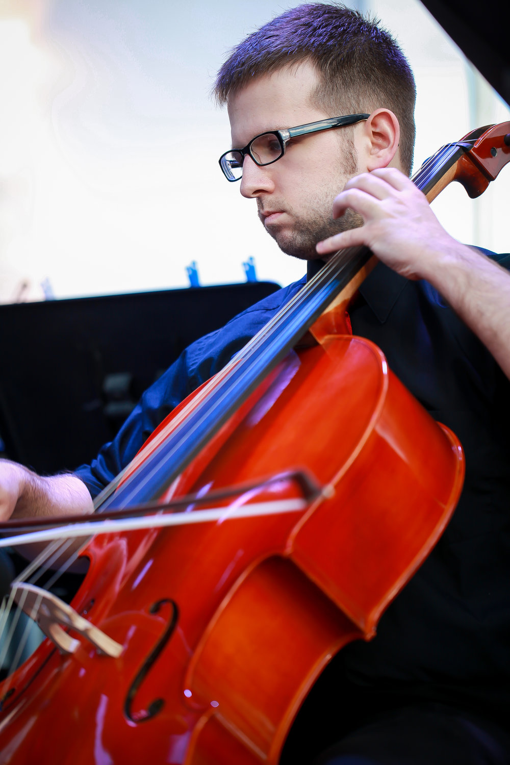 Joe Isom, cello
