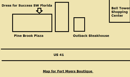 Fort Myers Dress for Success Map.png