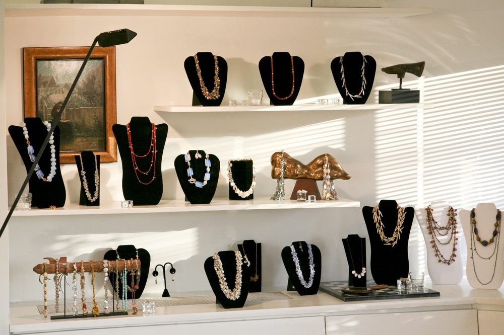 Jewelry Party in Manhattan, New York
