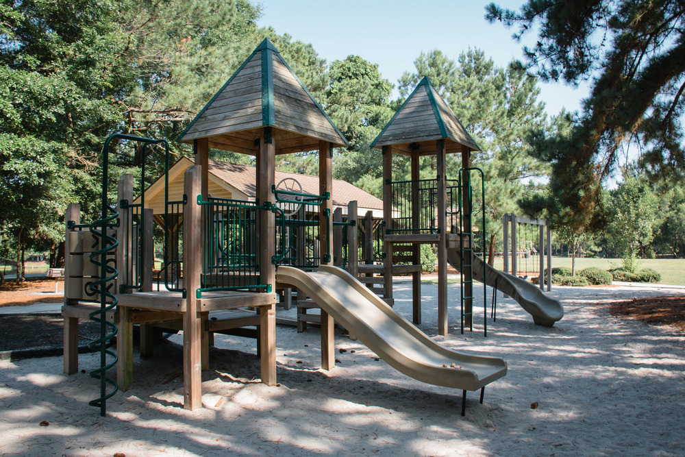 This is the main playground close to Pavilion 1