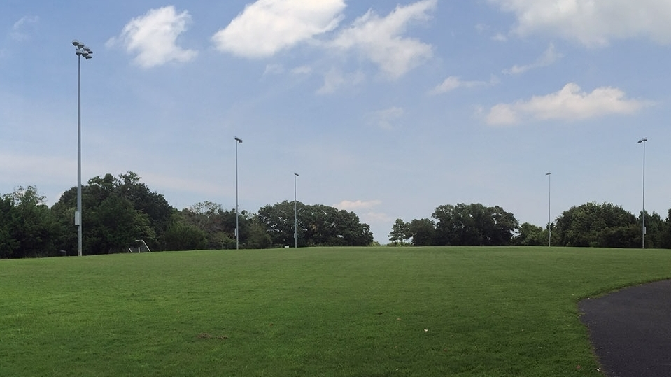 Barker Multipurpose Field  -