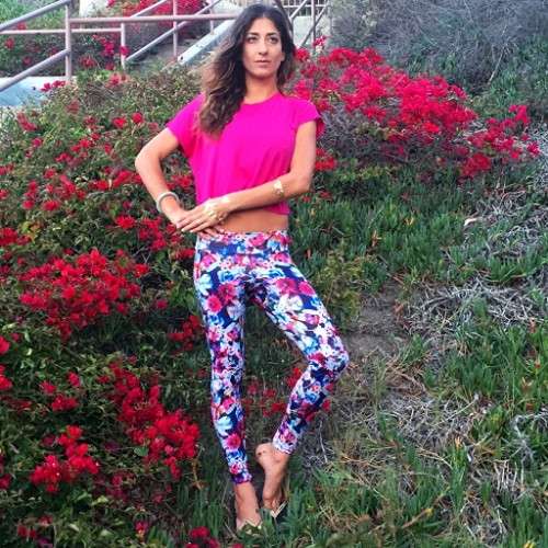 Sulara Wear Top and Leggings. @Sularawear