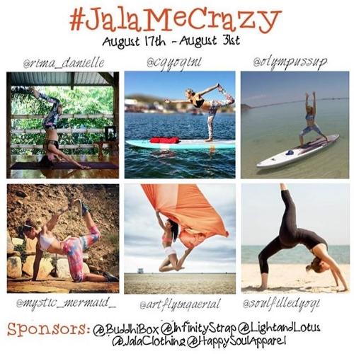 #JalaMeCrazy Instagram Challenge - Join us!