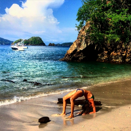 Yoga on Tortuga