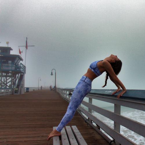 Yogi: @rima_danielle, Outfit: @vieactivewear.
