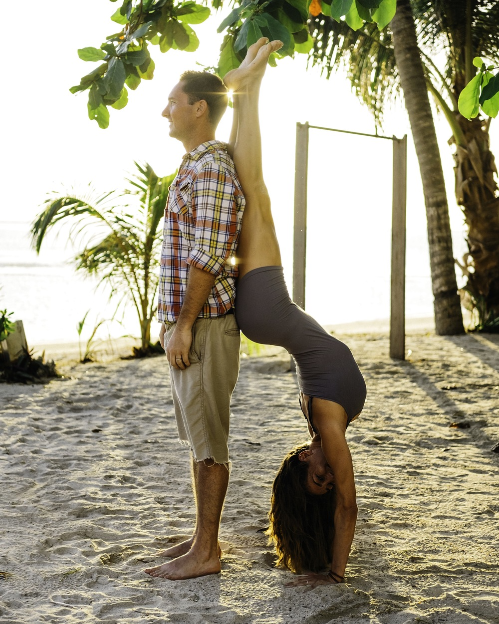 Photoshoot with Emily & Steve of  Emily and Steve  Photography. I had to sneak a yoga shot in, of course!