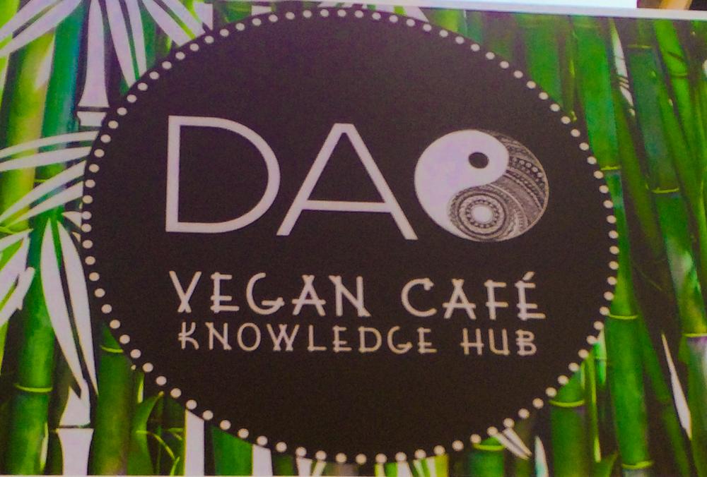 Dao of Life Vegan Cafe in Sihanoukville, Cambodia.