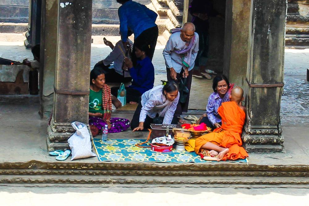 Monk Blessings