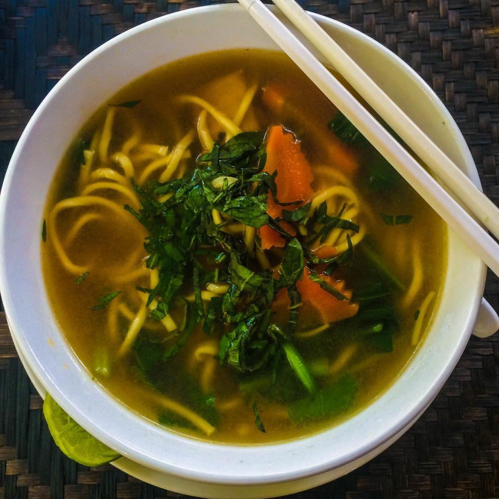 Peace Café - Noodle Soup