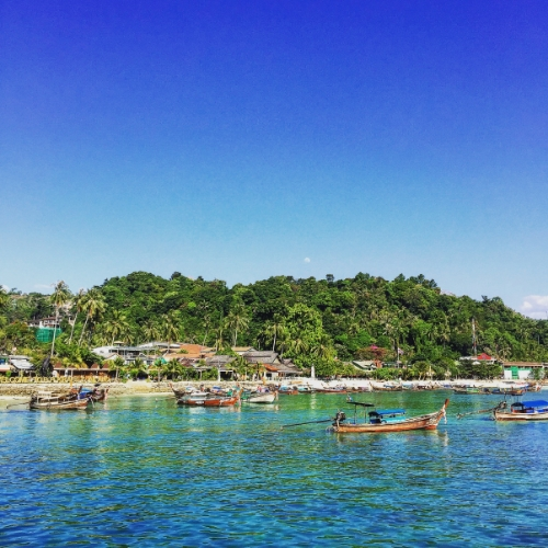 Travel Diary Days 7 - 11: Phuket, Lanta, Phi Phi, Tao - Thailand Island Hopping