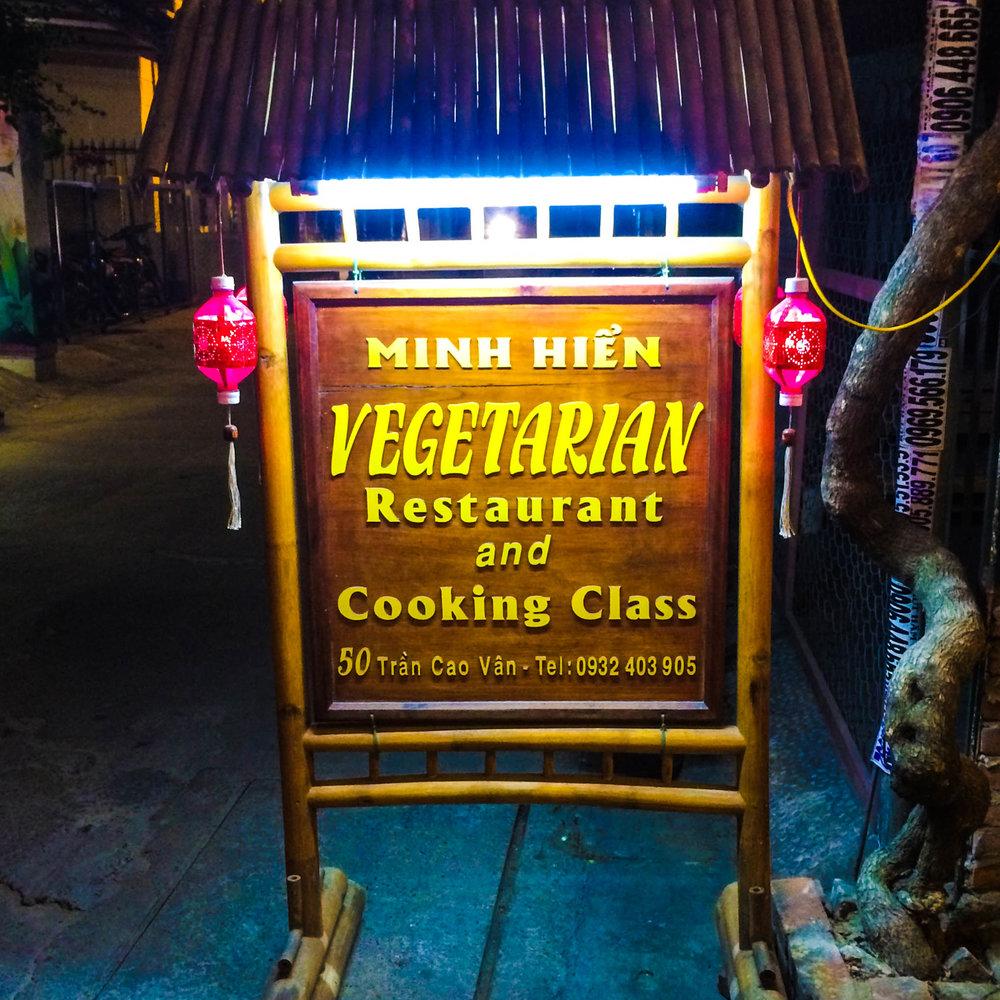 Mien Hien Vegetarian