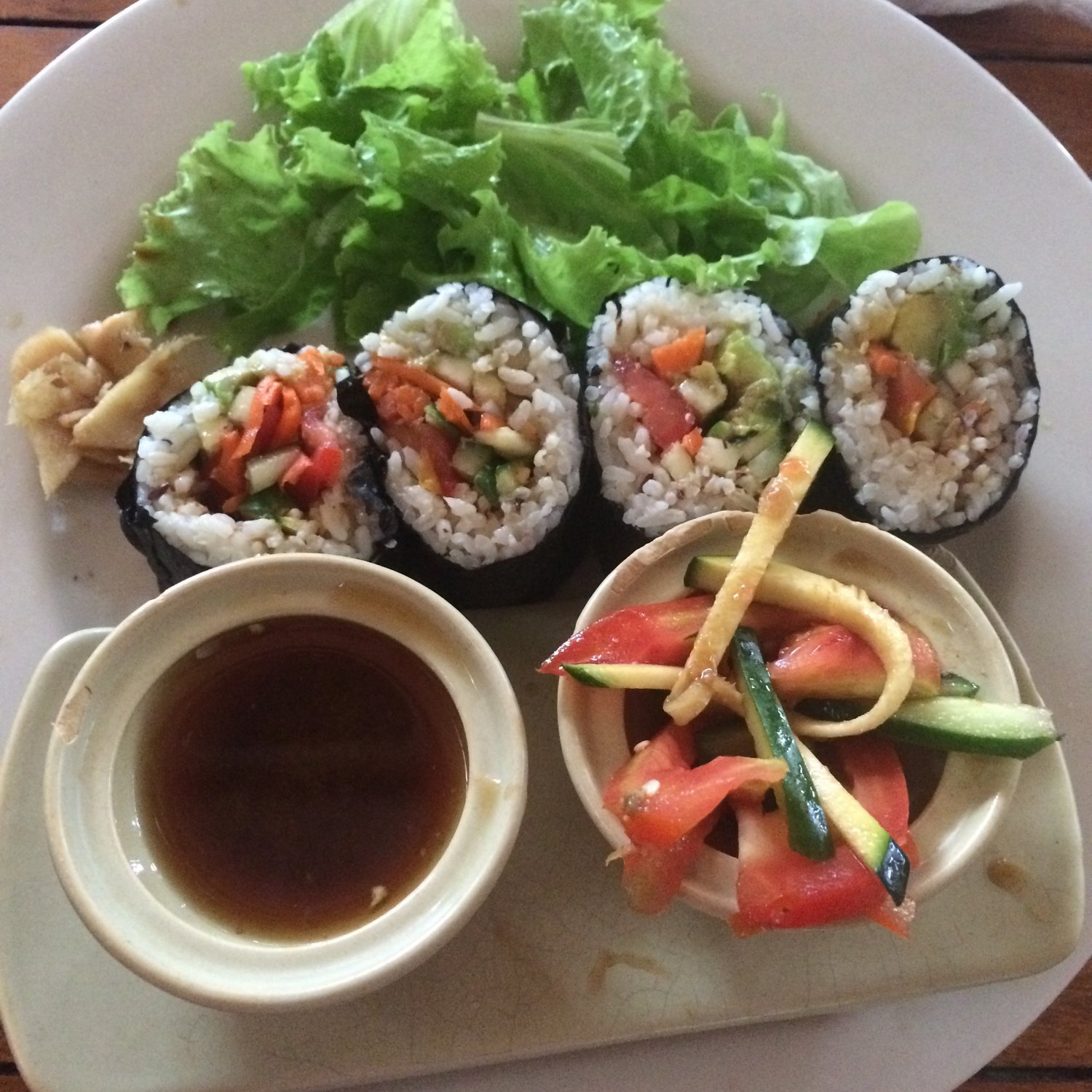 The Vegan Option: Canggu