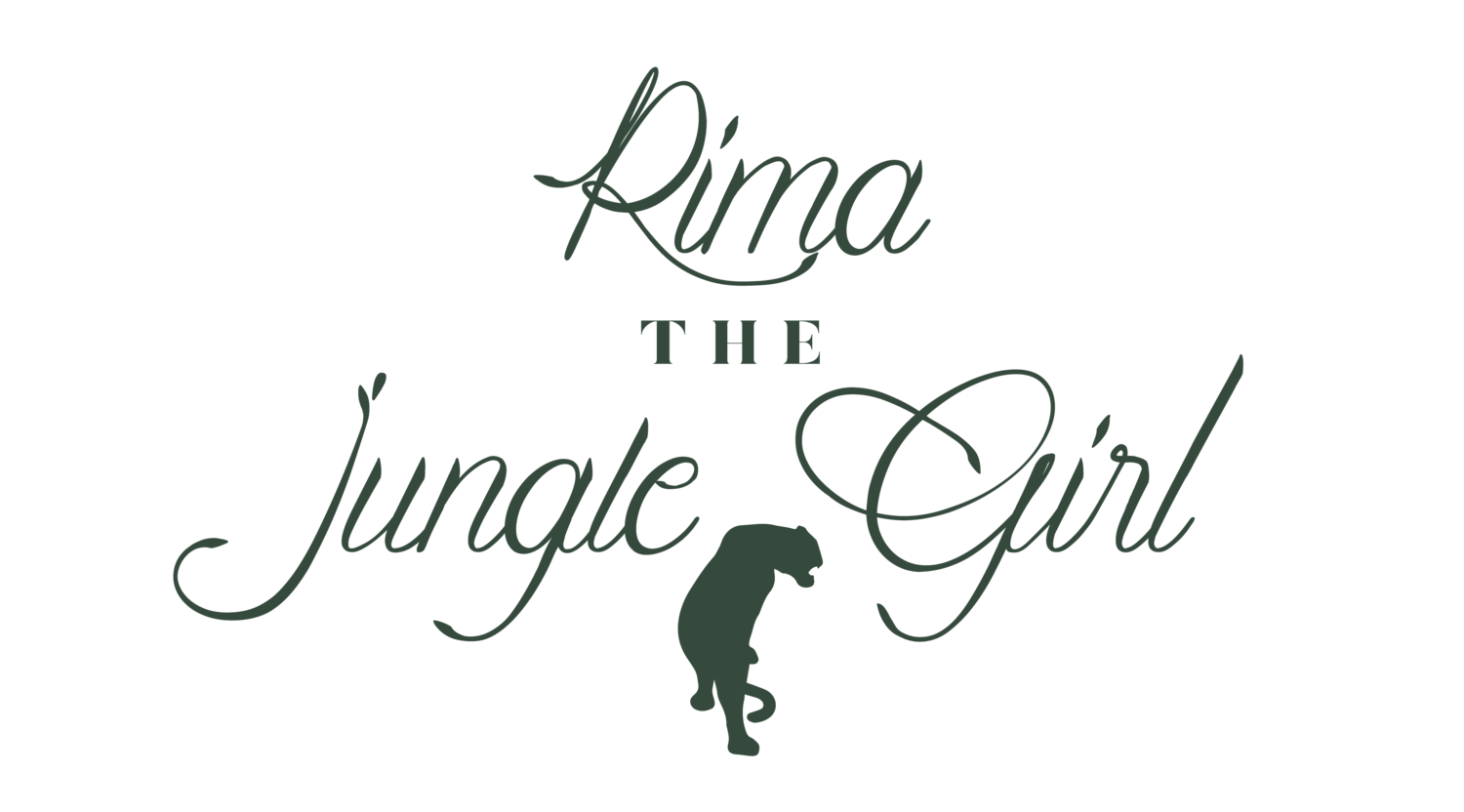 Rima the Jungle Girl