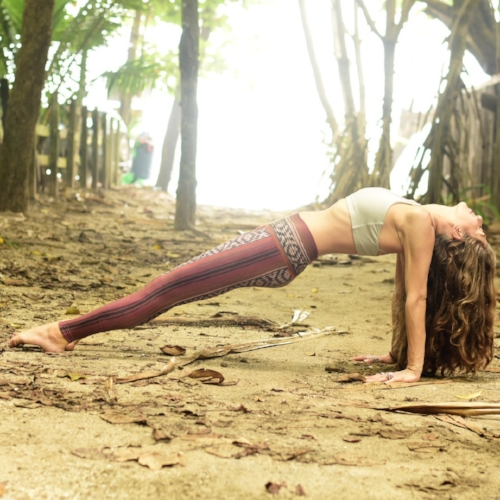 Yoga is such an important practice for getting to know yourself.