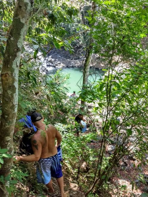 Pristine nature and jungle adventures.