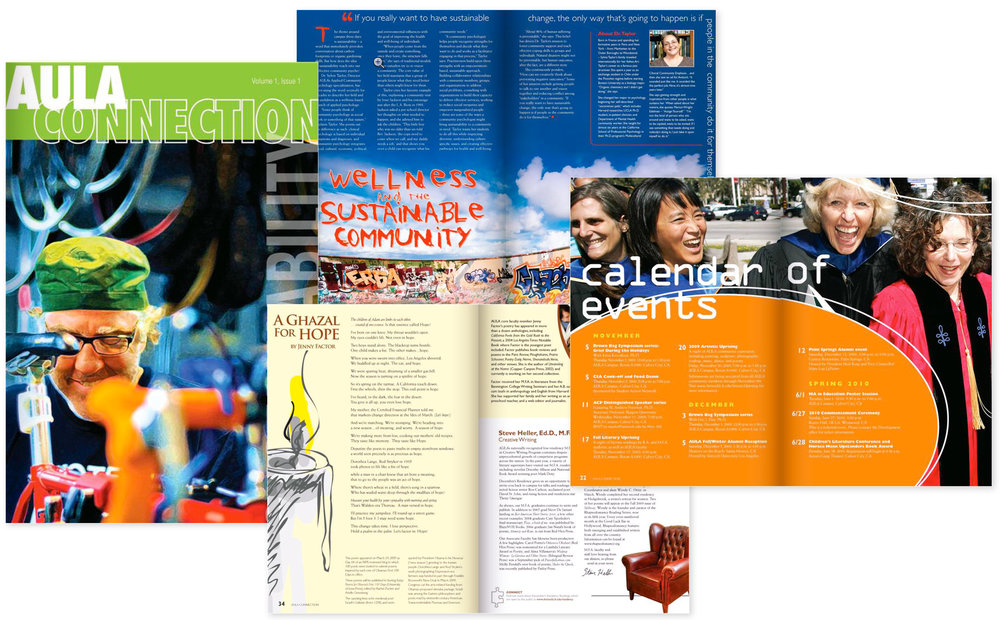 Award-Winning Alumni Magazine