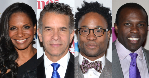 AUDRA MCDONALD, BRIAN STOKES MITCHELL, BILLY PORTER, AND JOSHUA HENRY lead this awesome cast.