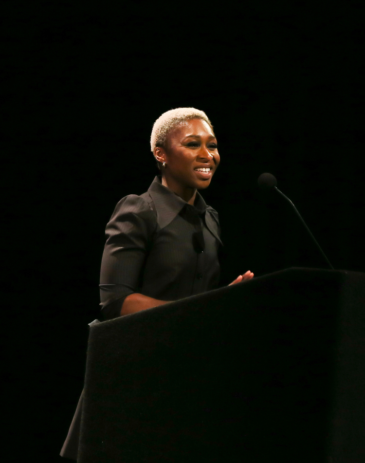 CYNTHIA ERIVO. Photo Credit: Lee Wexler