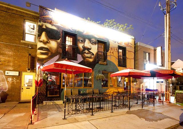 Pour Boy bar in Toronto's Koreatown