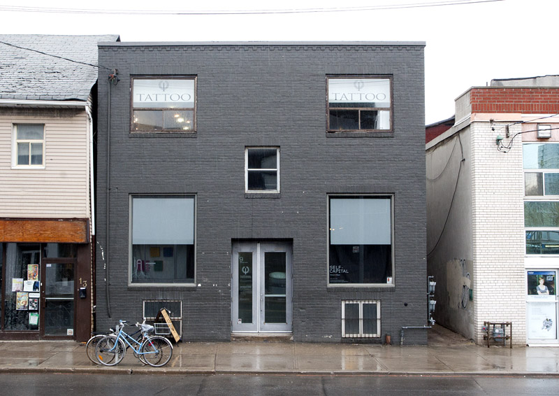 Building on Ossington