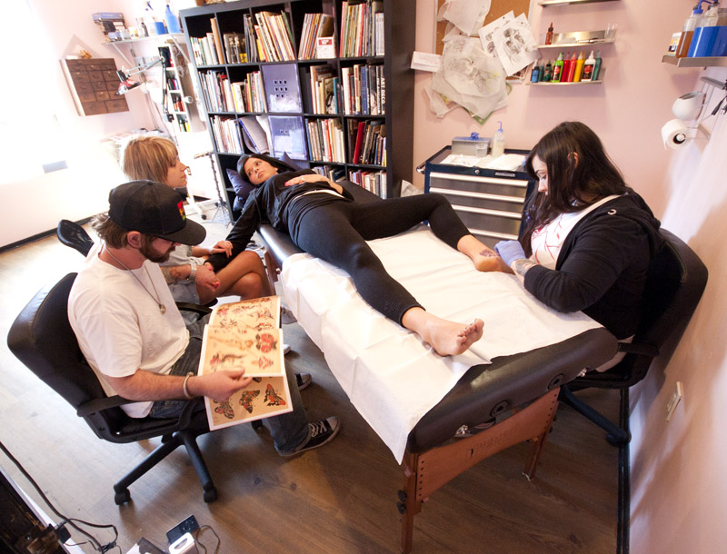 Speakeasy Tattoo