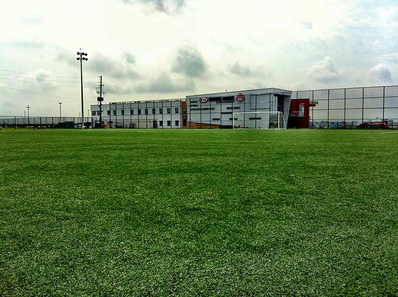 Toronto FC Academy in Canada