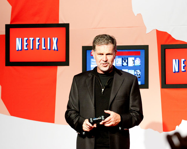 Netflix launches in Canada