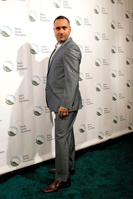 Russell Peters on the Green Carpets during TIFF 2010